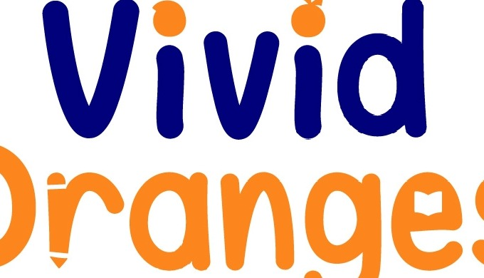 Vivid Oranges - Online playschool for kids and online pre-school