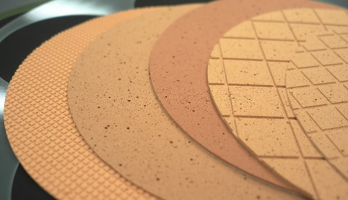 Cerium Pads are polishing pads made by foaming highly durable fine cerium abrasives and urethane. It...