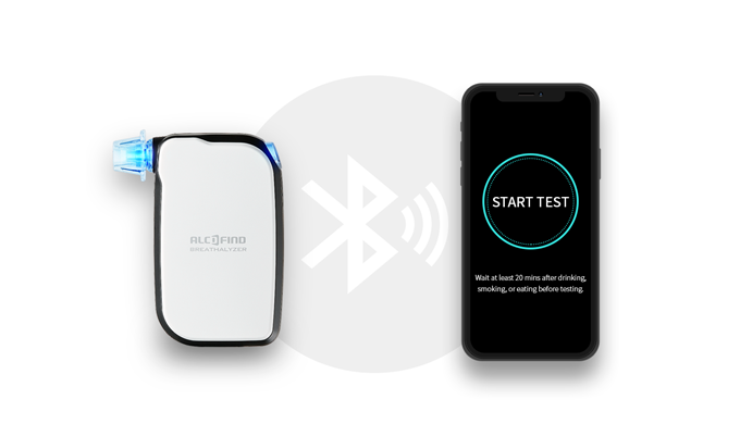 smart and versatile breathalyzer (AFM-5) for Personal Use