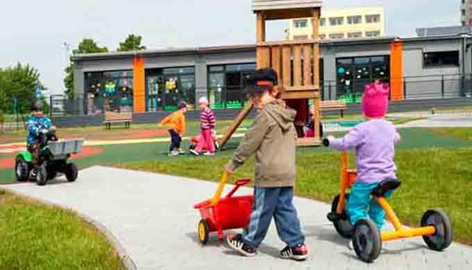 Modulární školy a mateřské školky