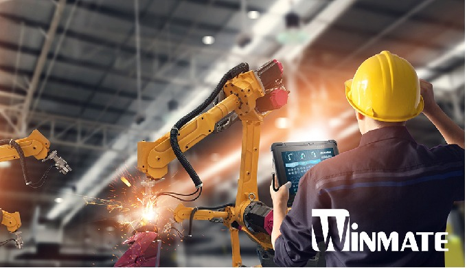 Smarter, Faster, Tougher Automation Systems with Winmate M101 Rugged Series