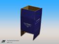 Pětivrstvé a sedmivrstvé lepenkové krabice a obaly