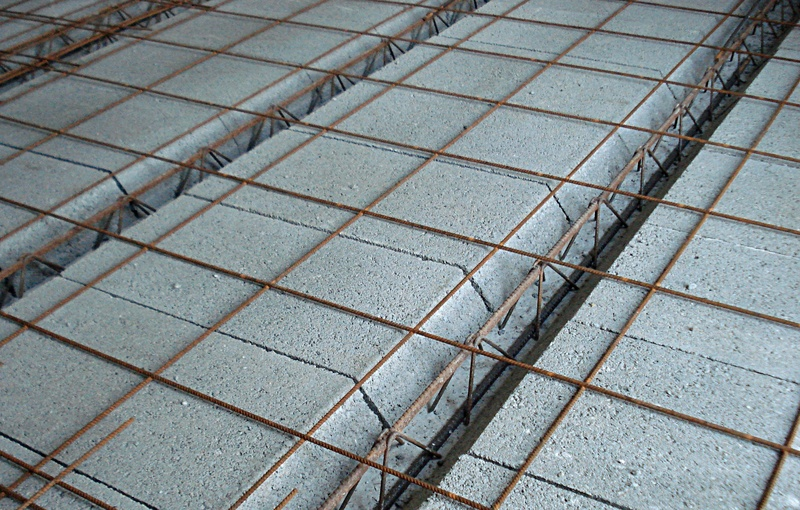 Poutre béton armé poutrelle précontrainte La solution du plancher à poutrelles et hourdis est majori...