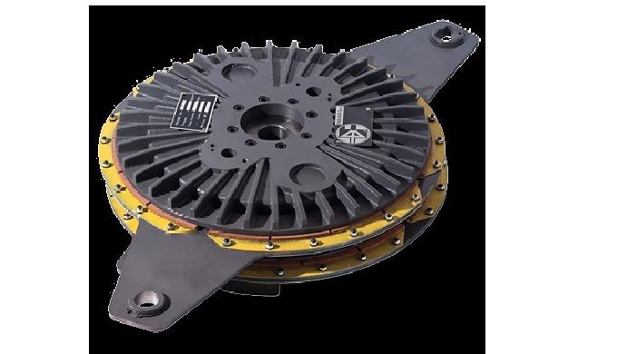 Estos grupos de embrague-freno neumáticos están constituidos por una rotación neumática monodisco y ...