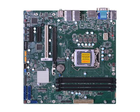 CS332-C246 | 8th Gen Intel Core | microATX | DFI