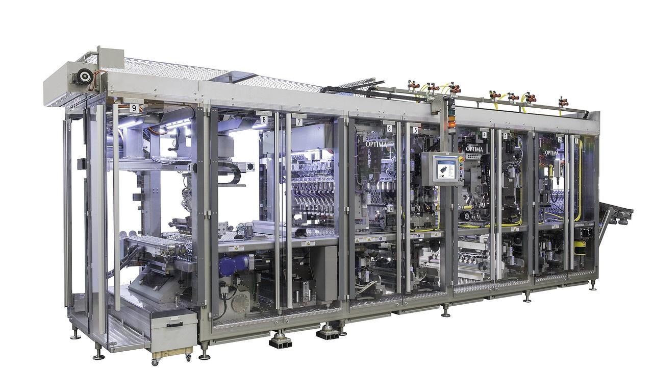 Füll- und Verschließmaschine OPTIMA CFL-5