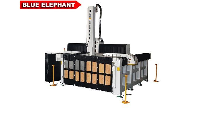 ELECNC-3050 EPS Styrofoam CNC Router
