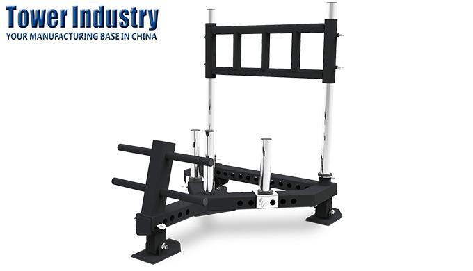 Weight Plate Storage Rack