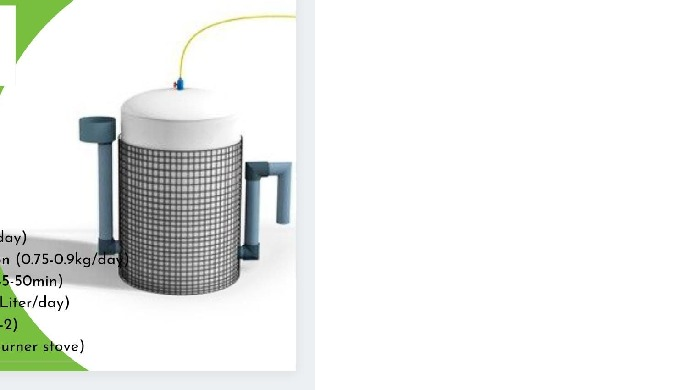 We have developed a compact bio-gas plant which can be easily installed, it is compact and reliable....