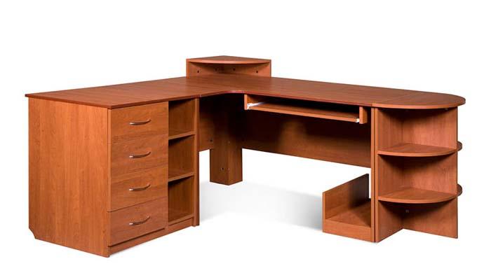Мебель офисная деревянная