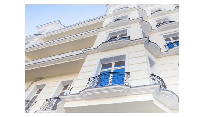 Schutz und Gestaltung für individuelle Fassaden. LUCITE® bietet moderne Fassadensysteme, mit denen j...