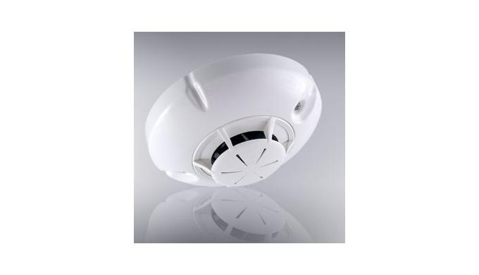 UniPos FD8010 Détecteur de chaleur à température fixe FD8010