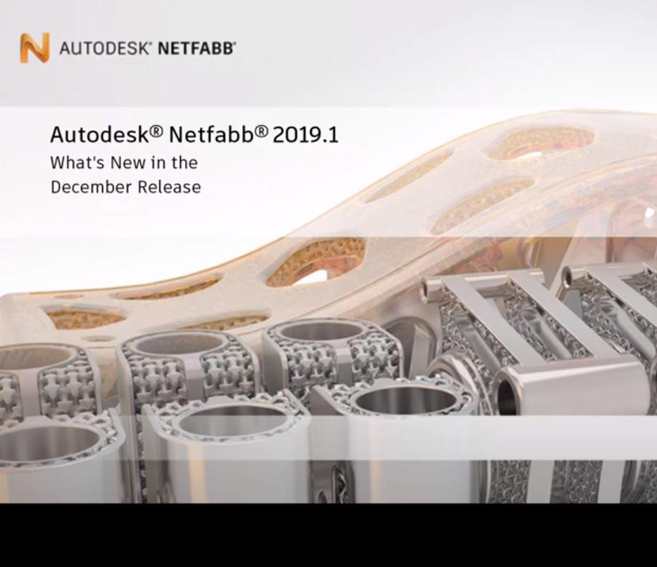 NETFABB: Logiciel connecté pour la fabrication additive, la conception et la simulation