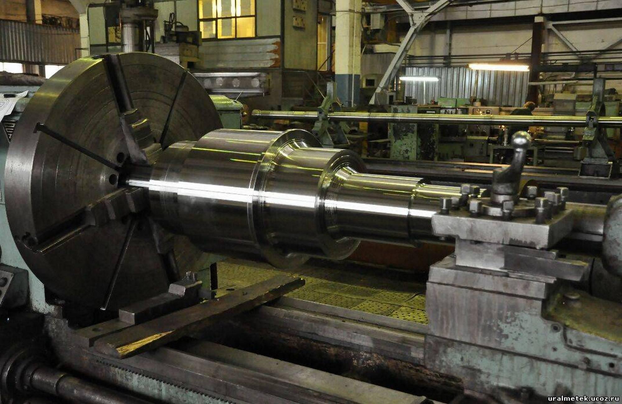 Промышленное оборудование. Изготовление деталей по чертежам заказчика. Металлообработка
