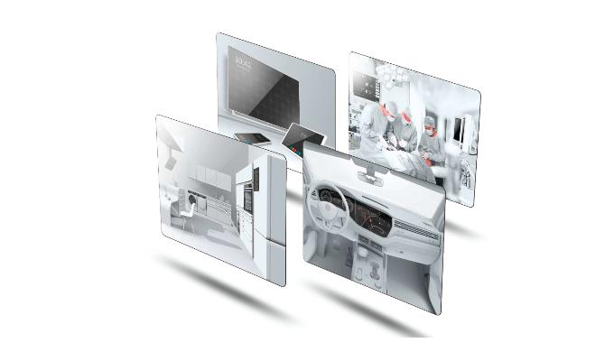 Ein klares Bild: Application Guide zu Lohmanns High-Tech Klebelösungen für Displays in der Elektronikindustrie
