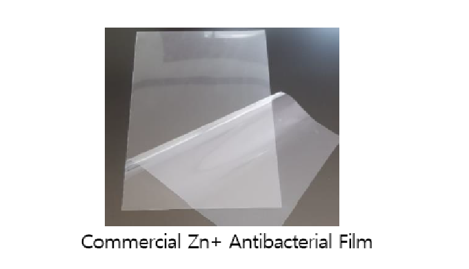 High Transparent Antimicrobial Film