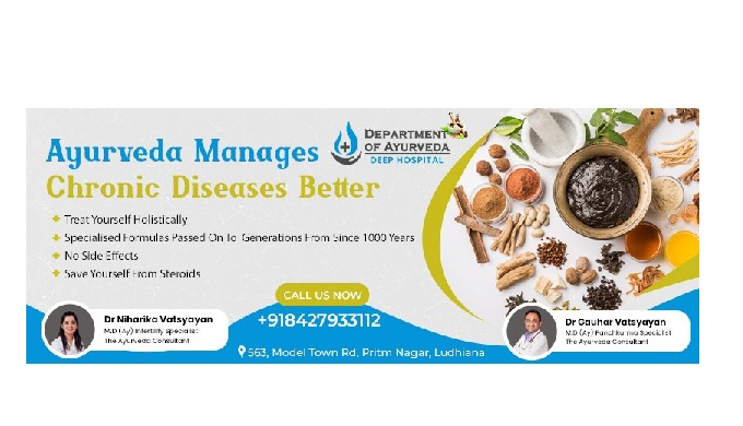 Deep Hospital Ayurveda is famous for providing the best treatments at the best cost. Our expert ayur...