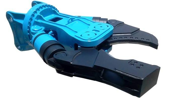 Hydraulische Schere l Hydraulische Ausrüstung für Erdbewegungsmaschinen