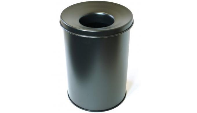 MARS SVRATKA - Kovové protipožární odpadkové koše s popelníkem ze společnosti MARS Svratka a.s jsou ...
