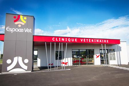 La clinique vétérinaire EspaceVet d'Avrillé, située dans le 49, fait partie d'un groupe de trois cli...