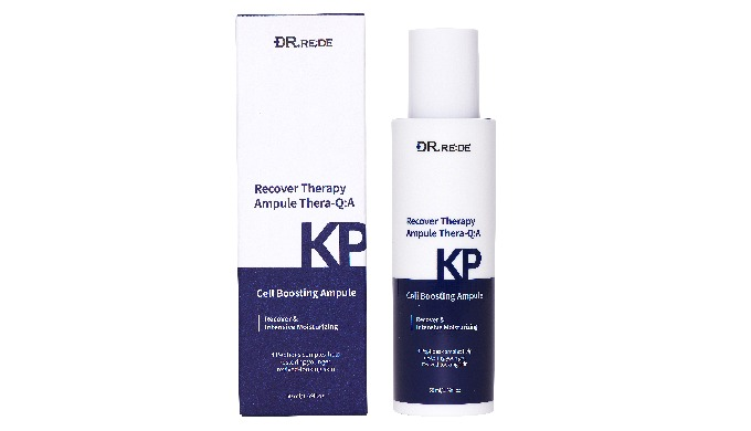 DR. RE: DE Recover Therapy Ampule Thera-Q: A (Cell Boosting Ampule) (Whitening / Rimpelverzorging)