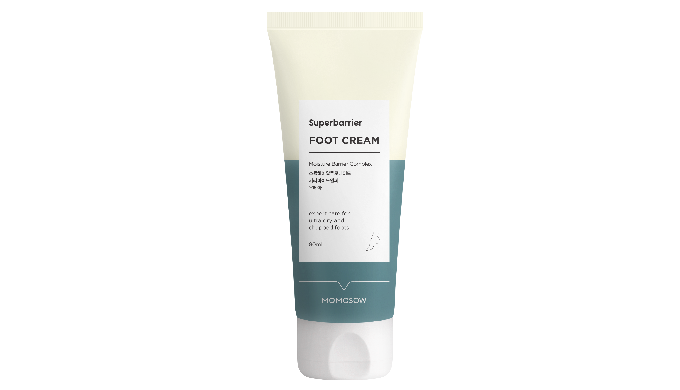 MOMOSOW Superbarrier Foot Cream_High moisturizing foot cream