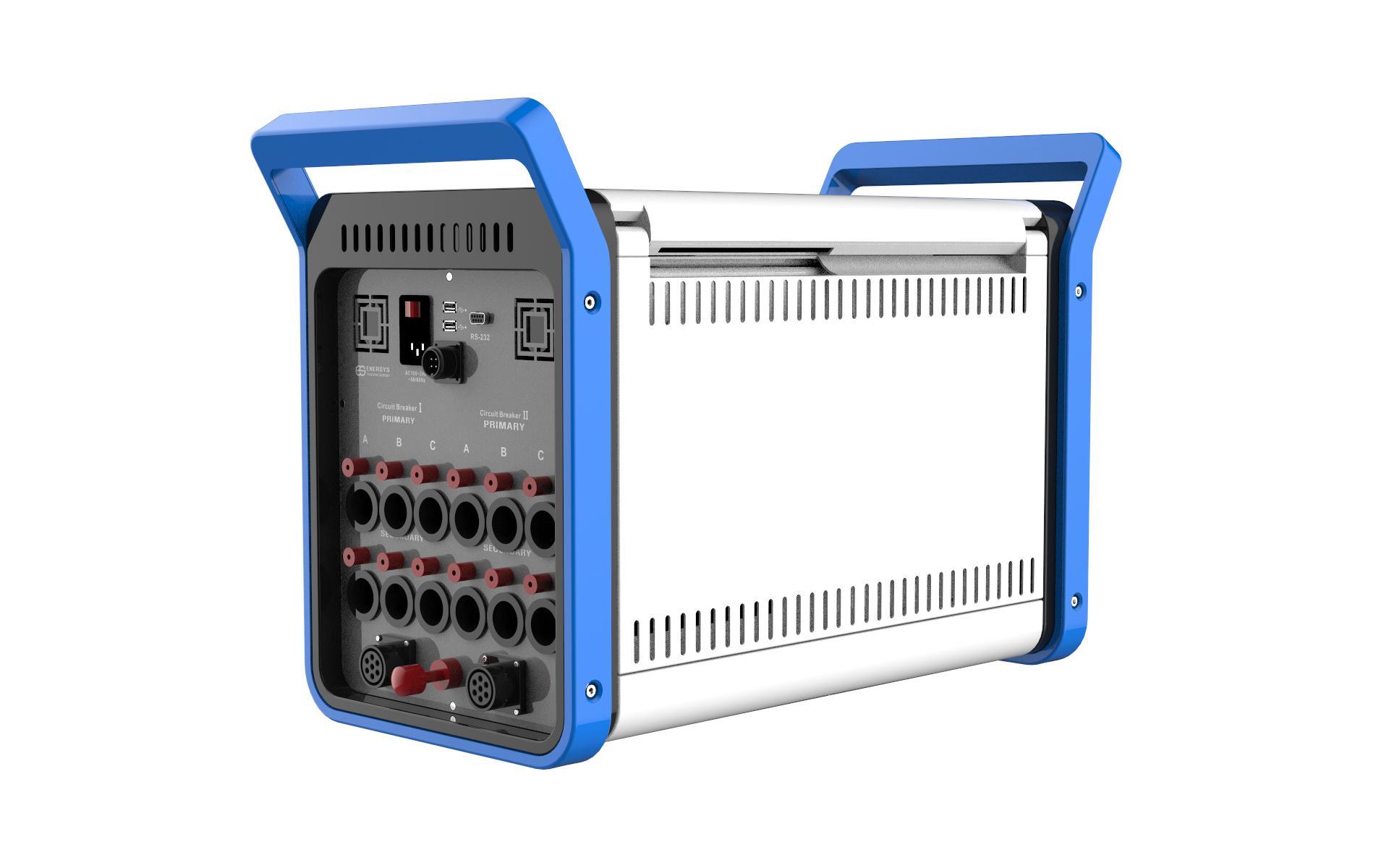 Portable Circuit Breaker Testing Equipment