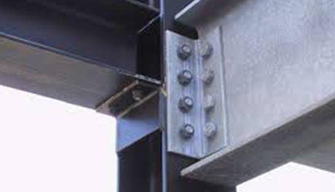 Charpente métallique lourde