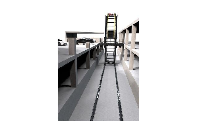 MetroTrans Robotic Parking System