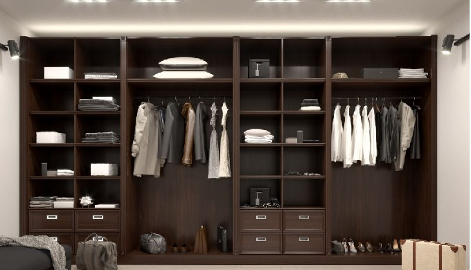 If you want your wardrobe to be open and free of doors, then walk-in wardrobes are perfect for you. ...