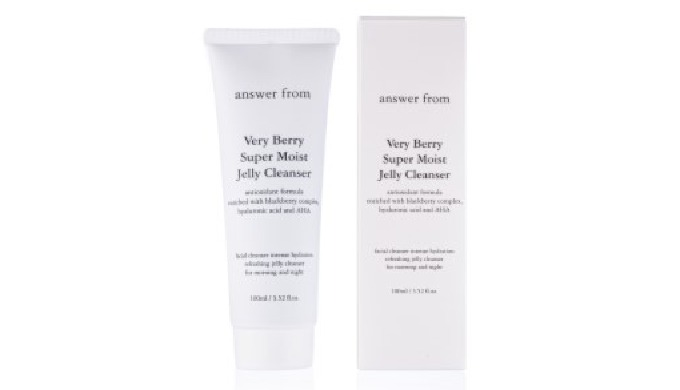 answer from_Very Berry Super Moist Jelly Cleanser