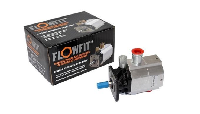 Hydraulic Hi - Low Pumps