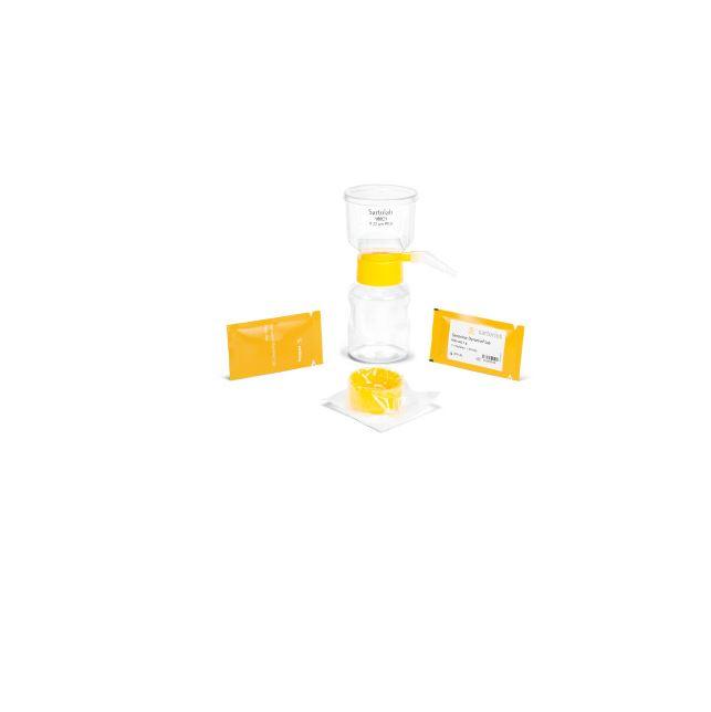 Sartoclear Dynamics® Lab V, 150 ml, 2 g est l'un des kits de filtration Sartoclear Dynamics® Lab. Sa...
