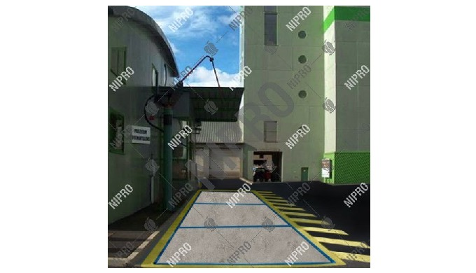 Food Processing Industry Weighbridge