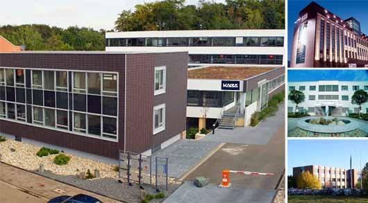 Die Kernkompetenzen der Kaba GmbH liegen in den Bereichen Zutritts-/Schließ-systeme, Sicherheitstüre...