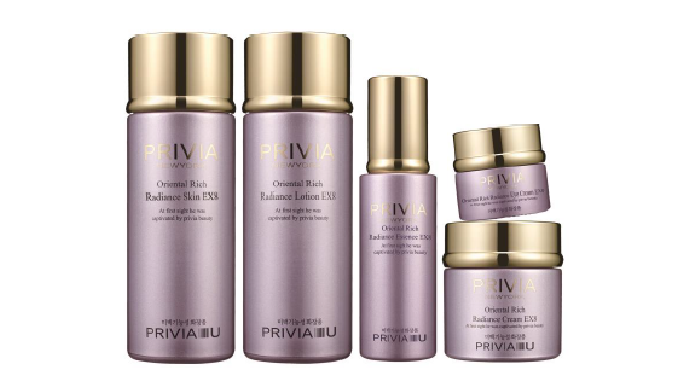 ORIENTAL RICH RADIANCE LINE | purely cosmetic