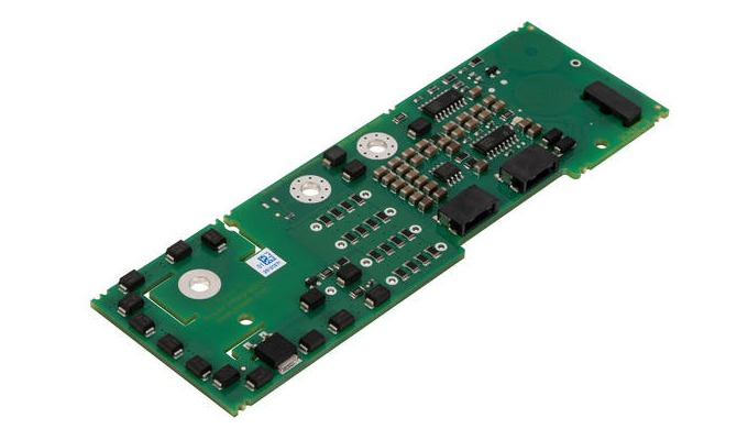 Power Integrations driver 1SP0635D2S1R-33 Compact single-channel intelligent plug-and-play gate driv...