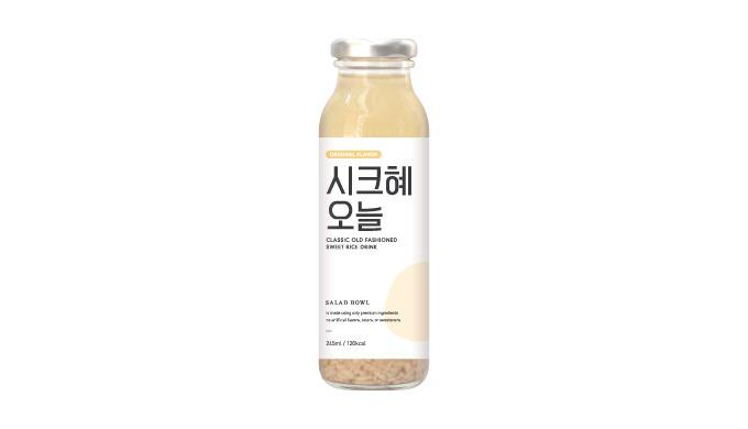 Chichye Oneul_Korean boisson traditionnelle