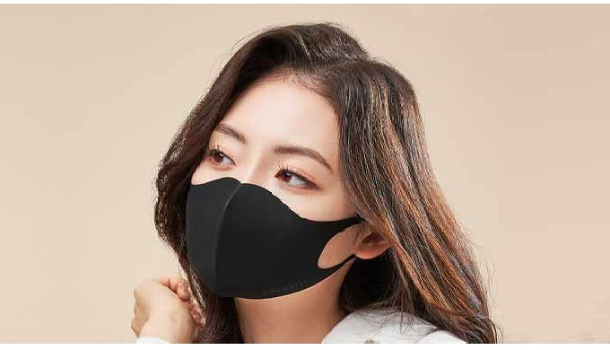Soft Fit Face Mask-Fashion polyurethane mask