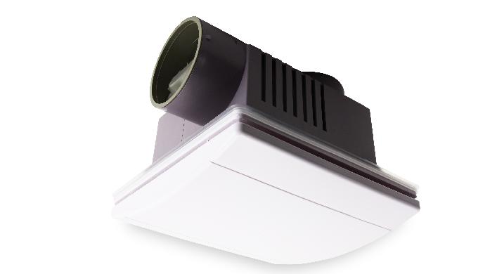 Bathroom Exhaust Fan│GLO-300(S)