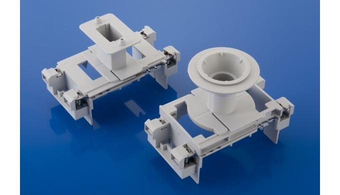 Neben der Produktion von Federn haben wir uns auf die Herstellung von hybriden Baugruppen spezialisi...