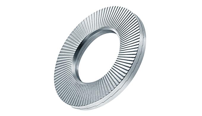 Die HEICO-LOCK® HLK-Scheiben bieten eine hochwertige Schraubensicherung für HV-Garnituren nach DIN E...