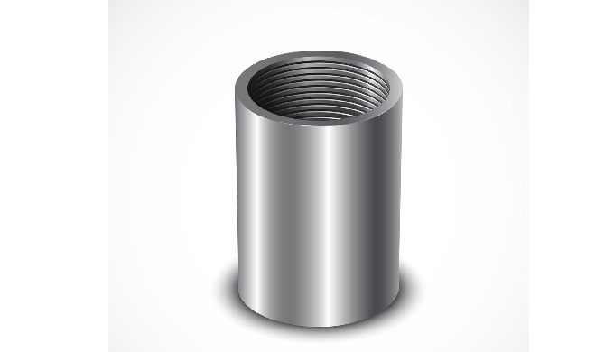 A coupling (or coupler) (used in piping or plumbing) is a very short length of pipe or tube, with a ...