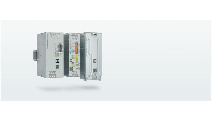 Kompaktní řídicí jednotky pro průmyslovou automatizaci s UPS