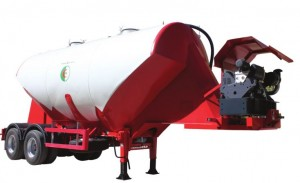 Véhicules conçues pour le transport de ciment en vrac Pression de service maxi 2 bar Pression d'épre...