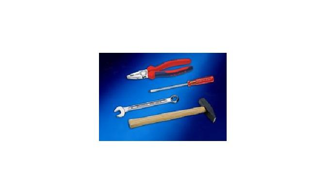 Hand- und Montagewerkzeuge Sanitär, Heizung- und Spenglerwerkzeuge Bauwerkzeuge Schleifmittel Heissl...