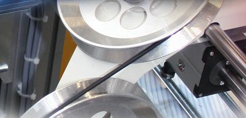 EXTRUDEX Auf- und Abwickler in bedarfsgerechter Ausführung für alle gängigen Schlauch- und Kabelgröß...