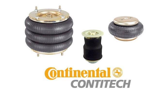 Air springs Make of Contitech -Germany In C, D, R, S model Type in Single, Double and triple Convolu...