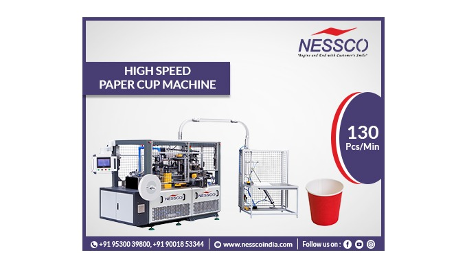 Nesscoindia A Trusted and Audited Exporter that manufactures and supplies a wide range of Paper Cup ...