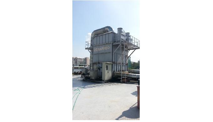 1_Wet/Dry Electrostatic Precipitator | Dry Electrostatic Precipitator